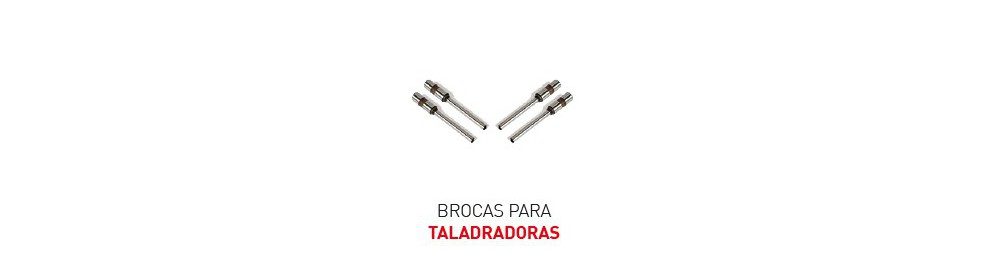 Brocas para Taladradora IDEAL