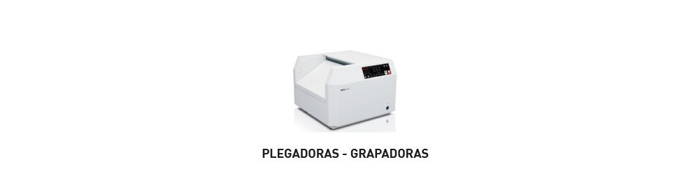 Plegadoras - Grapadoras IDEAL