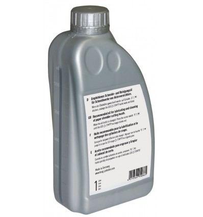 ACEITE PARA DESTRUCTORA IDEAL 1000 ML