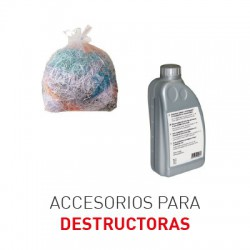 Accesorios para destructoras IDEAL