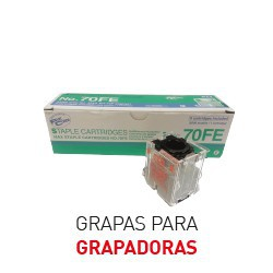 Grapas para grapadoras IDEAL