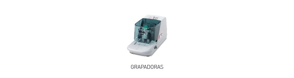 Grapadoras de Papel IDEAL